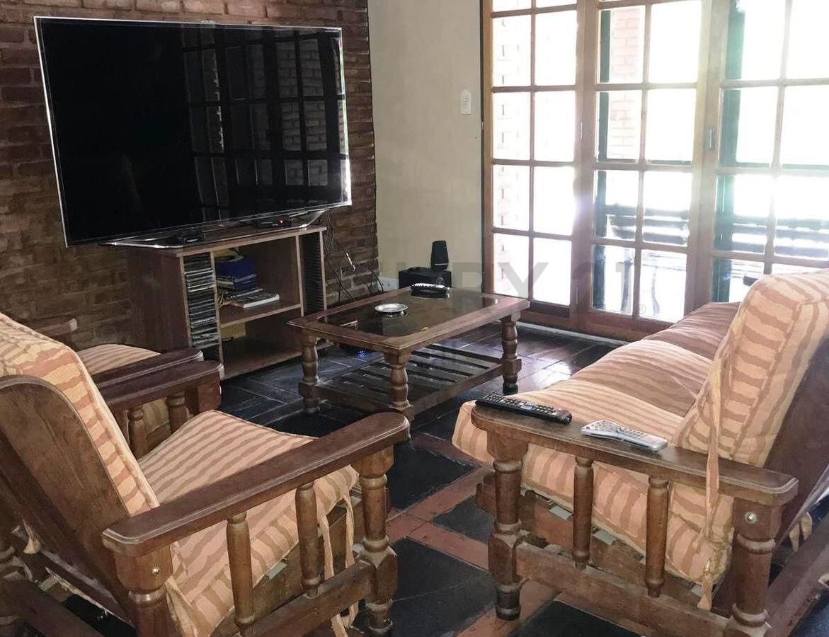 alquiler verano casa 3 dormitorios pileta quincho parque pilar