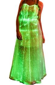 39f9aa22e Alquiler Vestido Luminoso Fiesta Led Laser Quince Años Novia