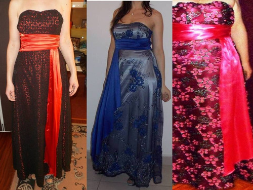 alquiler vestidos fiesta: largos, cortos, novias y  15 !!
