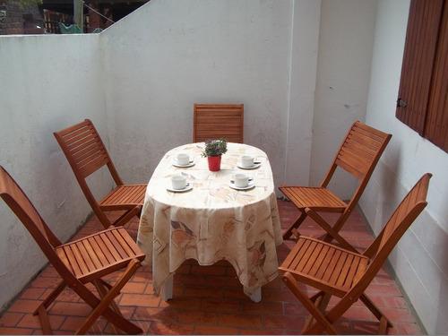 alquiler villa gesell zona norte - departamento tipo casa