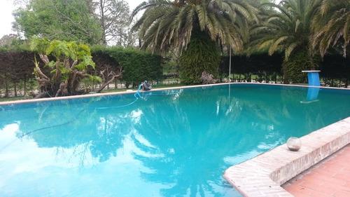 alquiler x 24 meses casa quinta piscina en 411 e 28 y 29