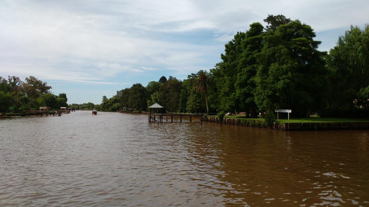 alquiler x día cabaña en isla delta de tigre