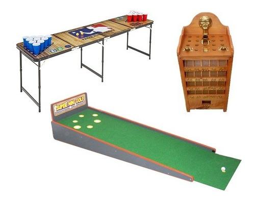 alquiler x día tejo metegol ping pong pool  zona oeste