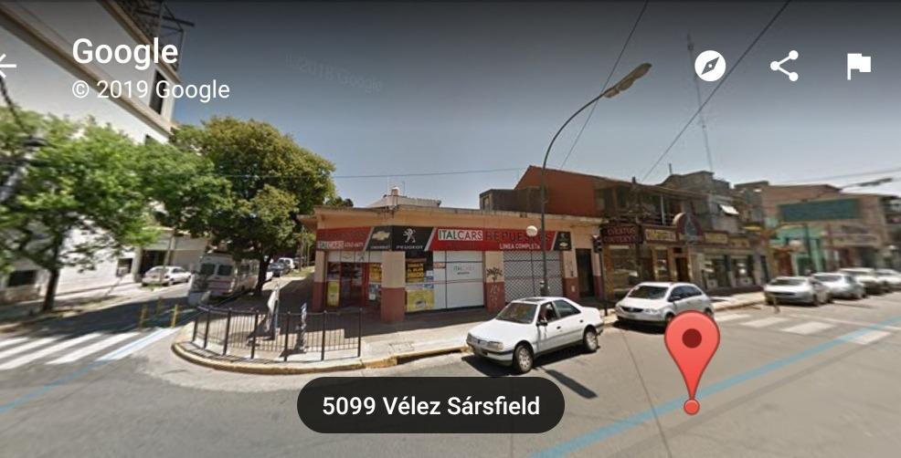 alquiler x dueño local comercial munro, velez sarfield 5091