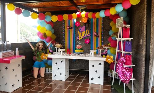alquiler y decoración  para eventos