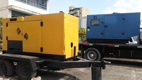 alquiler y mantenimiento de plantas eléctricas