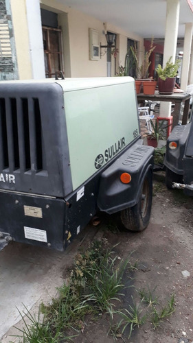 alquiler y reparación, de compresor y martillo neumáticos.