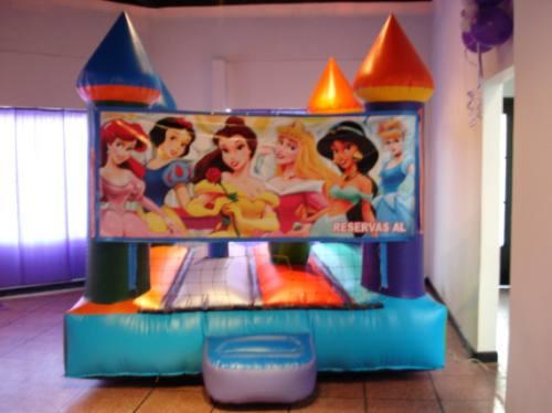 alquiler y venta castillos inflables metegol cama elasticas