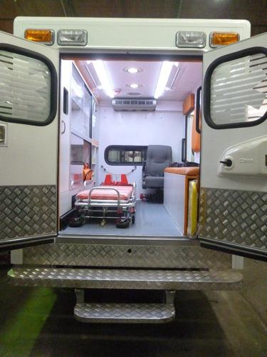 alquiler y venta de ambulancias rurales tipo i - i i - i i i