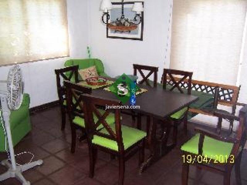 alquiler y venta de casa en rincon del indio, 3 dormitorios, 2 baños, cerca del mar. - ref: 44182