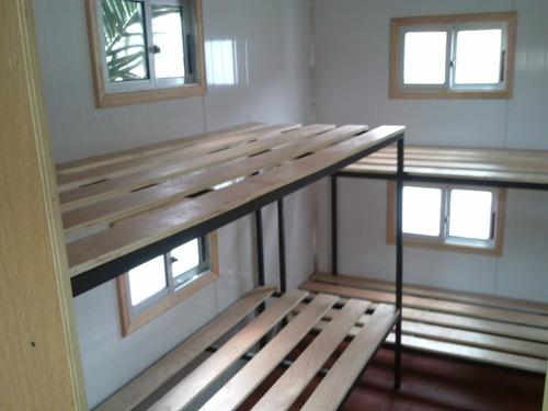 alquiler y venta de casas rodantes de obradores y oficinas