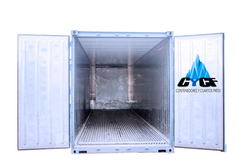 alquiler y venta de contenedores y cuartos fríos