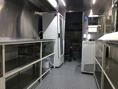 alquiler y venta  de food truck habilitado caba equipado