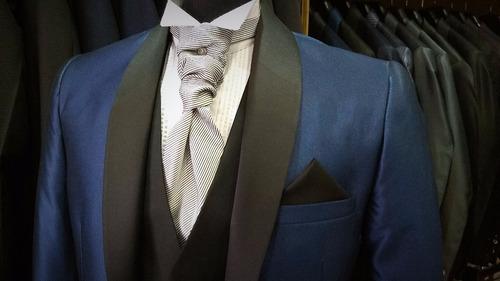 alquiler y venta de trajes de novios jacquets smokings sacos