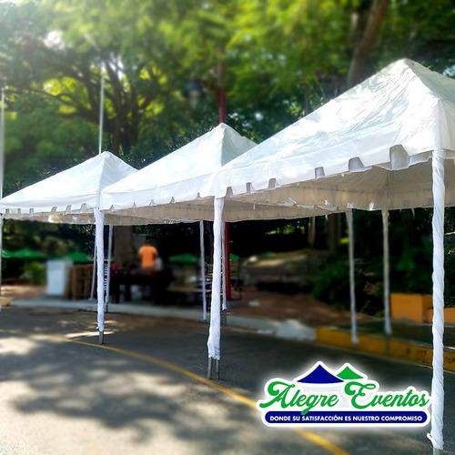 alquiler y ventas de carpas, sillas y mesas para tus eventos