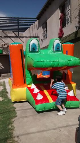 alquileres de inflable, escalador,pool,cama elastic y living