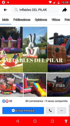 alquileres inflables