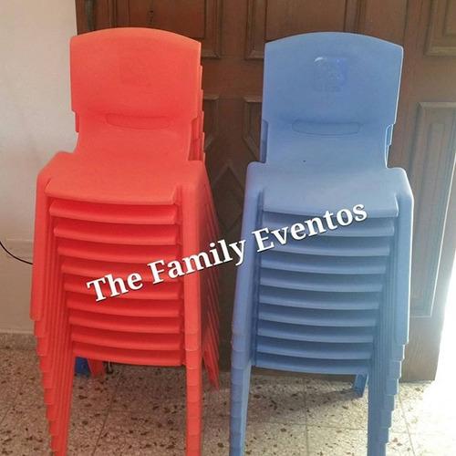 alquileres sillas y mesas