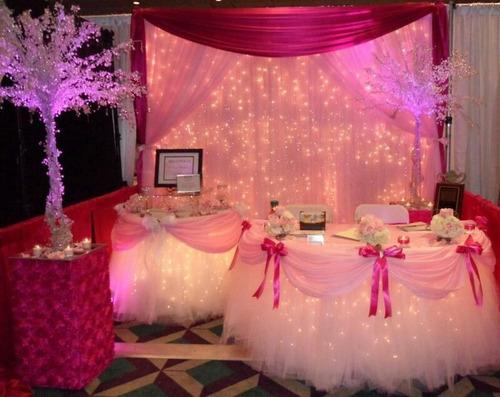 alquileres,montaje,decoración para todo tipo de eventos