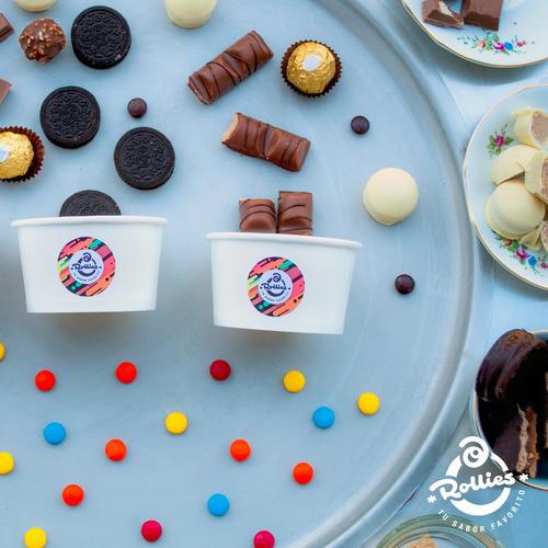 alquiler/helados en rollo. eventos, cumpleaños. franquicias