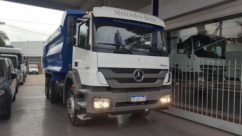 alquiler/servicio camiones volcadores 6x4-8x4 argecam srl