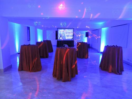 alquiller de equipos audiovisuales para todo tipo de eventos