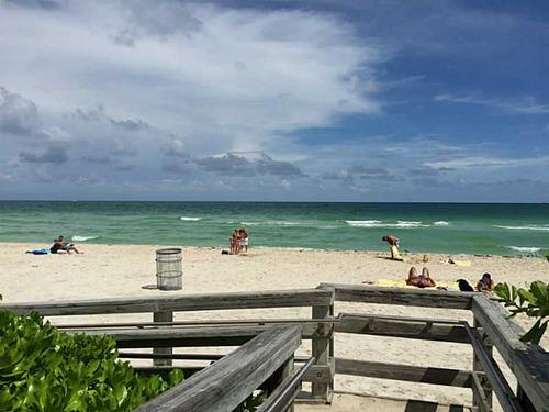alquillo en miami beach x dias ,semanas y mes  en la playa