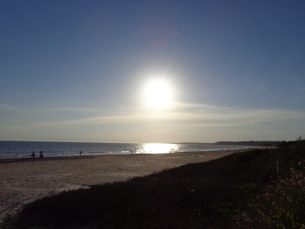 alquilo $650 diarios a dos de playa san luis muy cómoda
