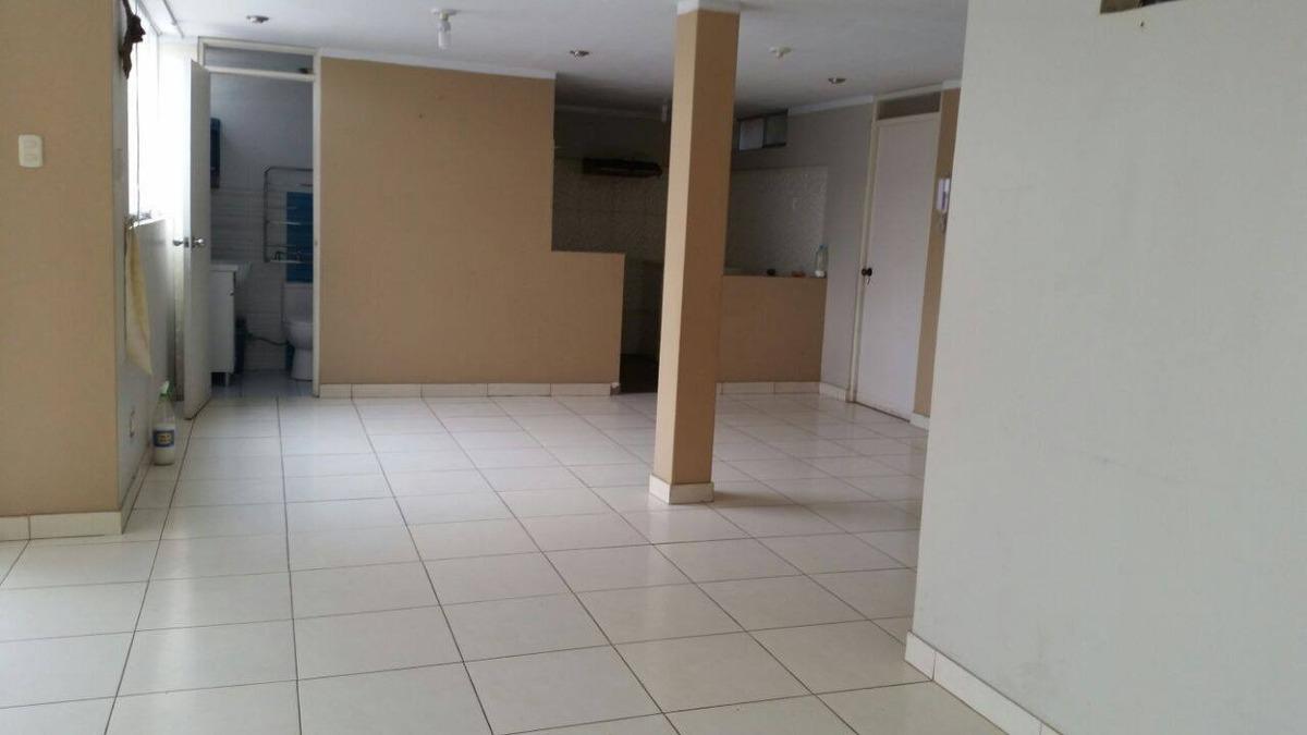 alquilo amplio departamento en 3er piso