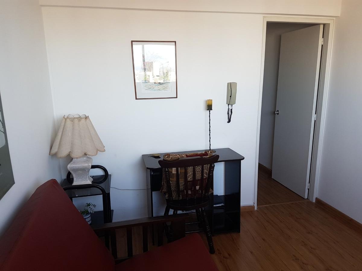 alquilo apartamento  centro 1 dormitorio