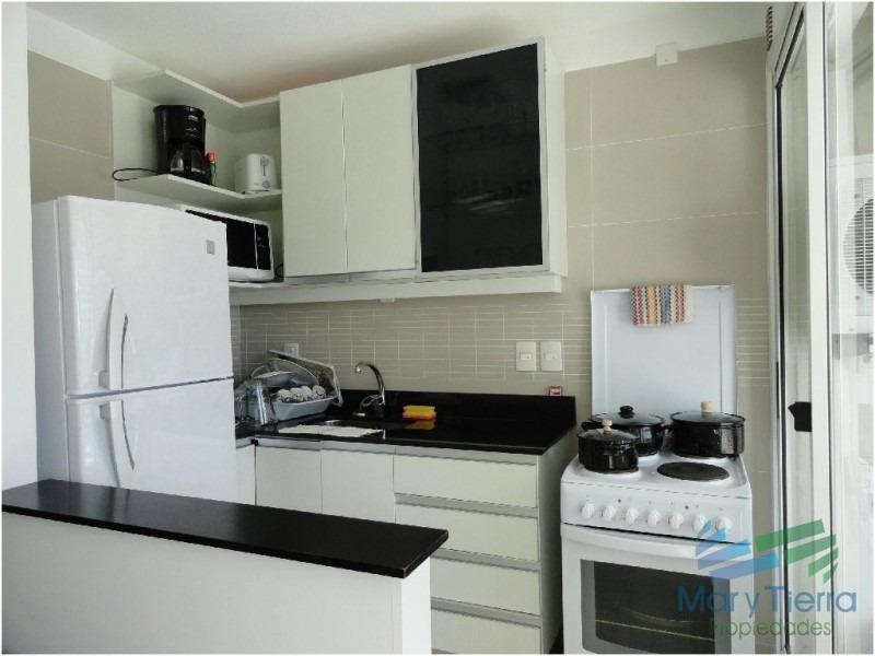 alquilo apartamento de 1 dormitorio en roosevelt, punta del este-ref:216