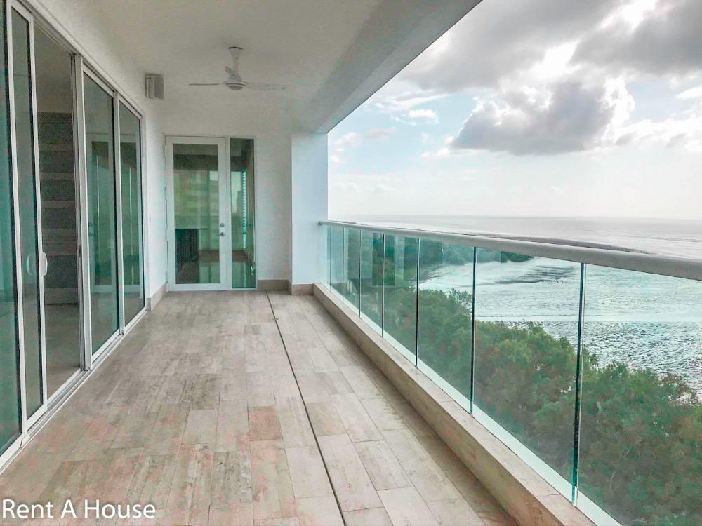 alquilo apartamento de lujo en marea, costa del este 20-2025