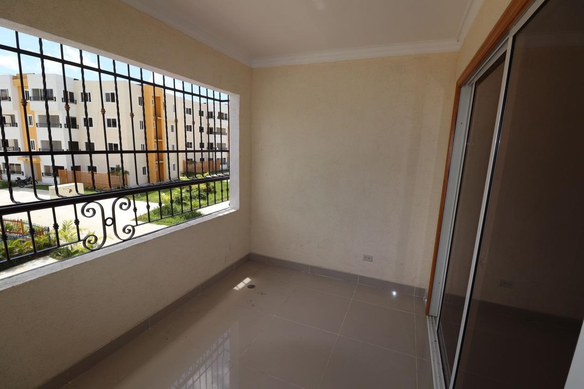 alquilo apartamento en ciudad real rd$19,000