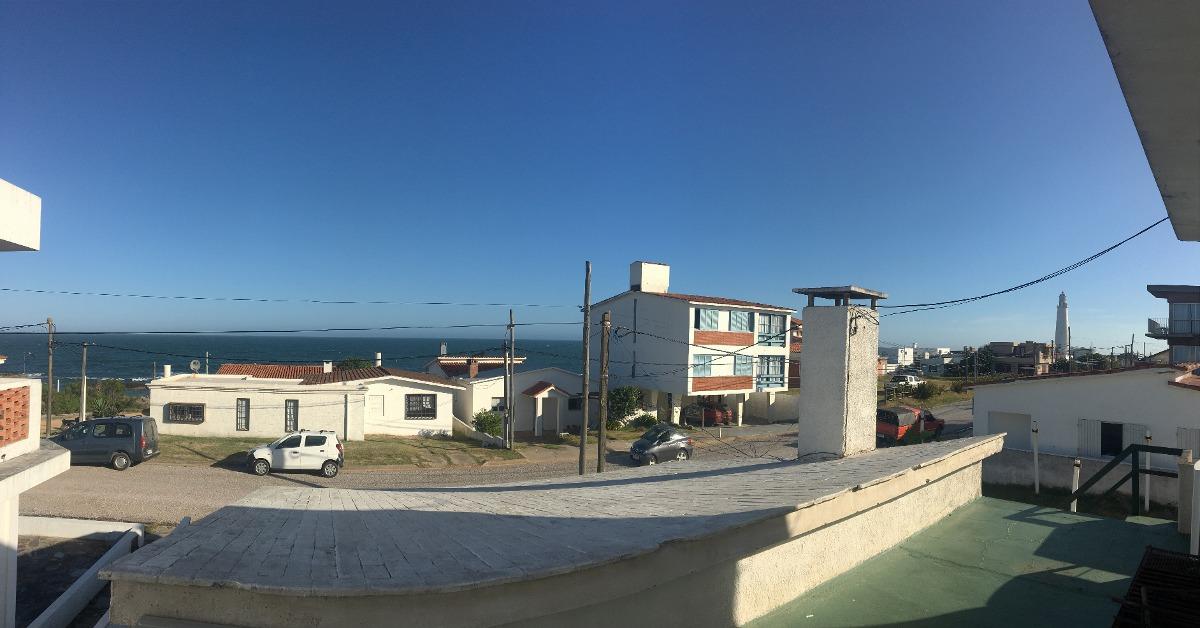 alquilo apartamento en la paloma 3 personas vista al mar