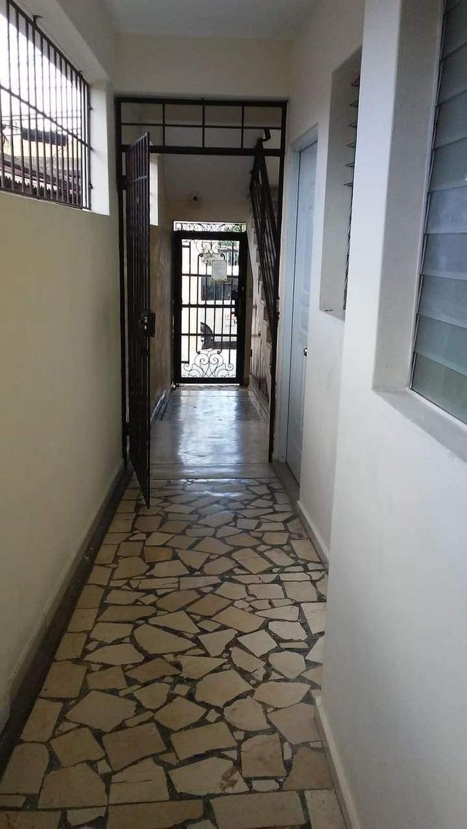 alquilo apartamento en santo domingo oeste, calle el sol.  s
