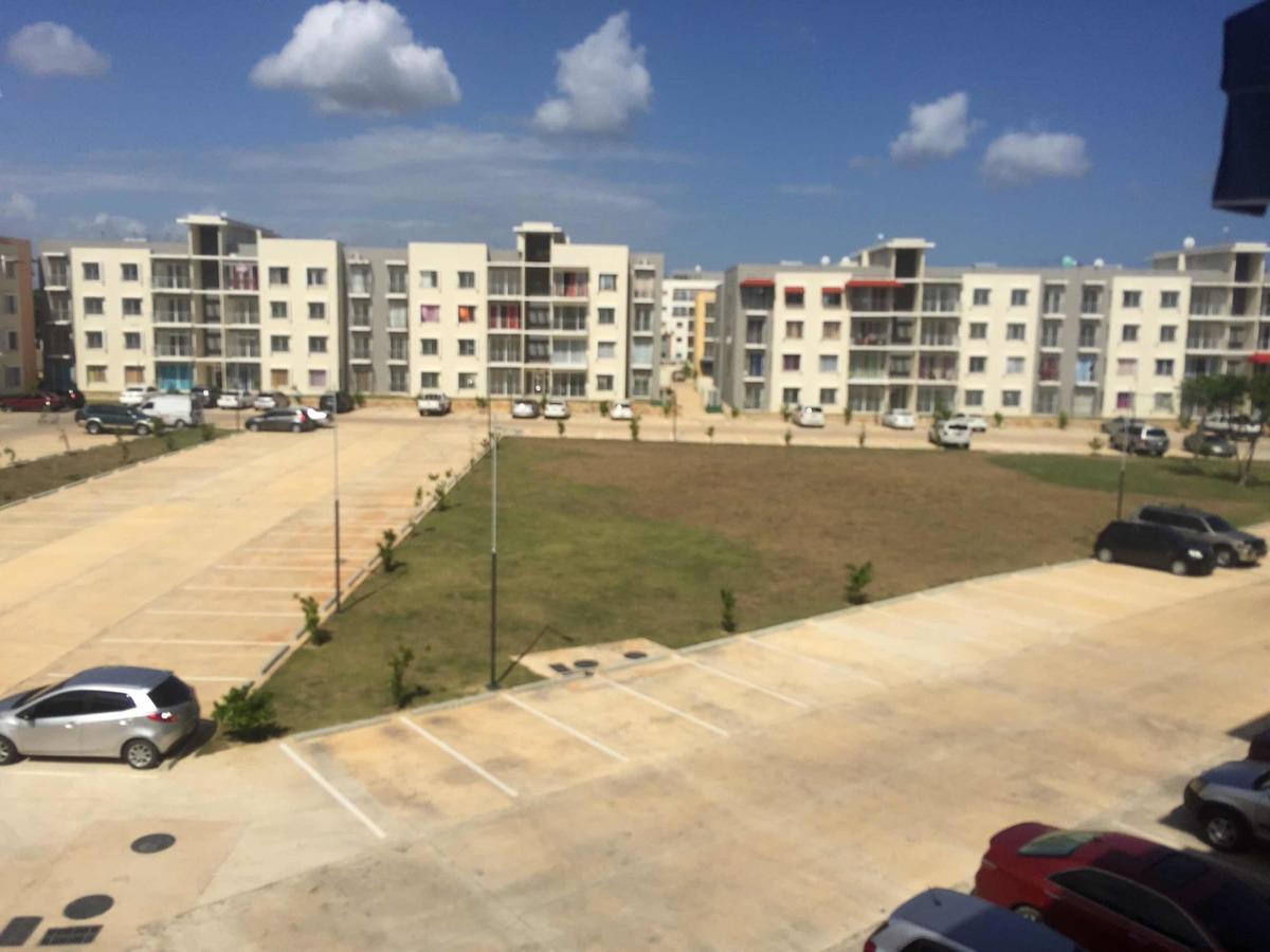 alquilo apartamentos en proyecto juan bosh