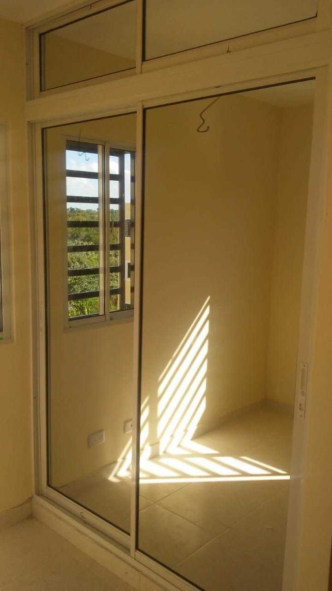 alquilo apto piso 4to en residencial mtal sto dgo oeste