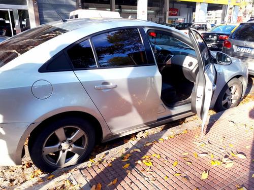 alquilo auto para uber chebrolet cruze lt 1.8 gnc $1.500xdia