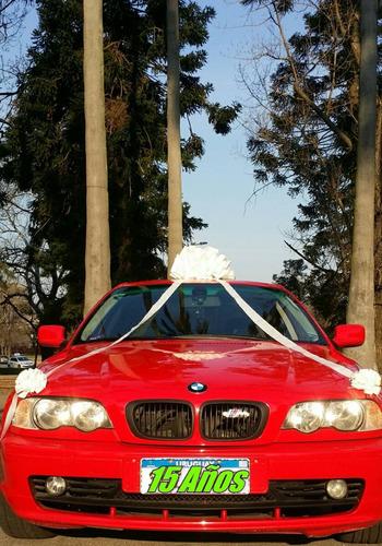 alquilo bmw coupe c/chófer, eventos, publicidad, 15 años,