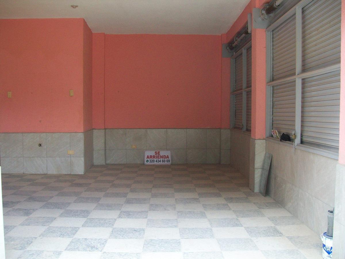 alquilo bodega 30 m2 no comercial leonxiii soacha