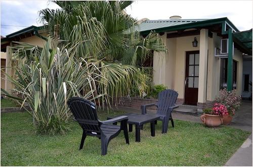alquilo bungalows en villa elisa, entre rios