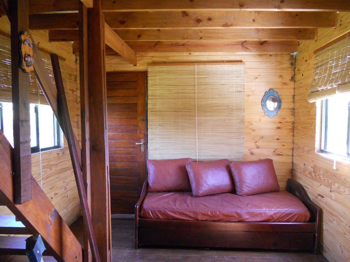 alquilo cabaña en punta del diablo, lugar lindo y tranquilo.