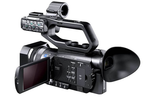 alquilo camaras de video nxcam - xdcam - estandar  - full hd