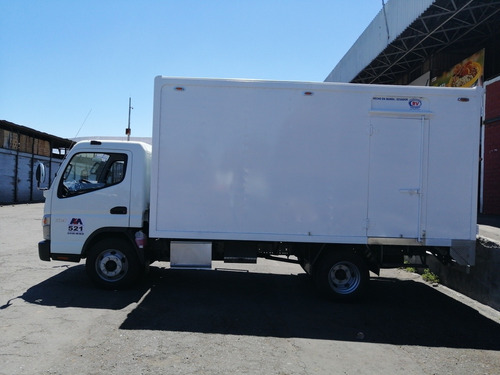 alquilo camión de 4 ton con amplio furgon fletes mudanzas