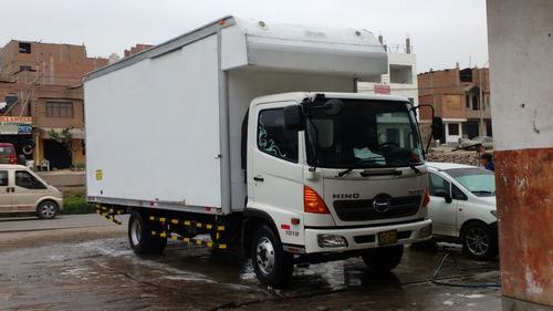 alquilo camion furgon 8 tn