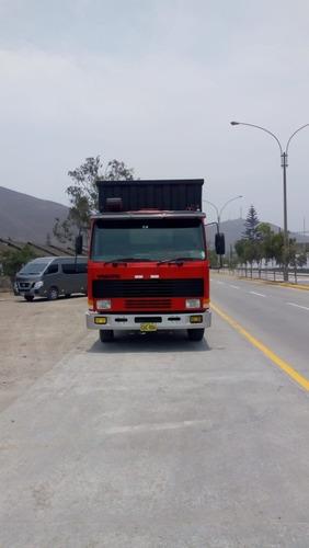 alquilo camión para transporte de mercaderías