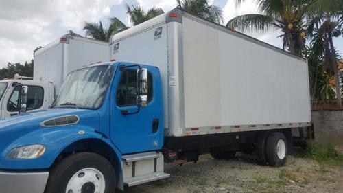 alquilo camiones  con chofer