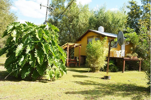 alquilo casa cabaña muelle delta  tigre - arroyo antequera