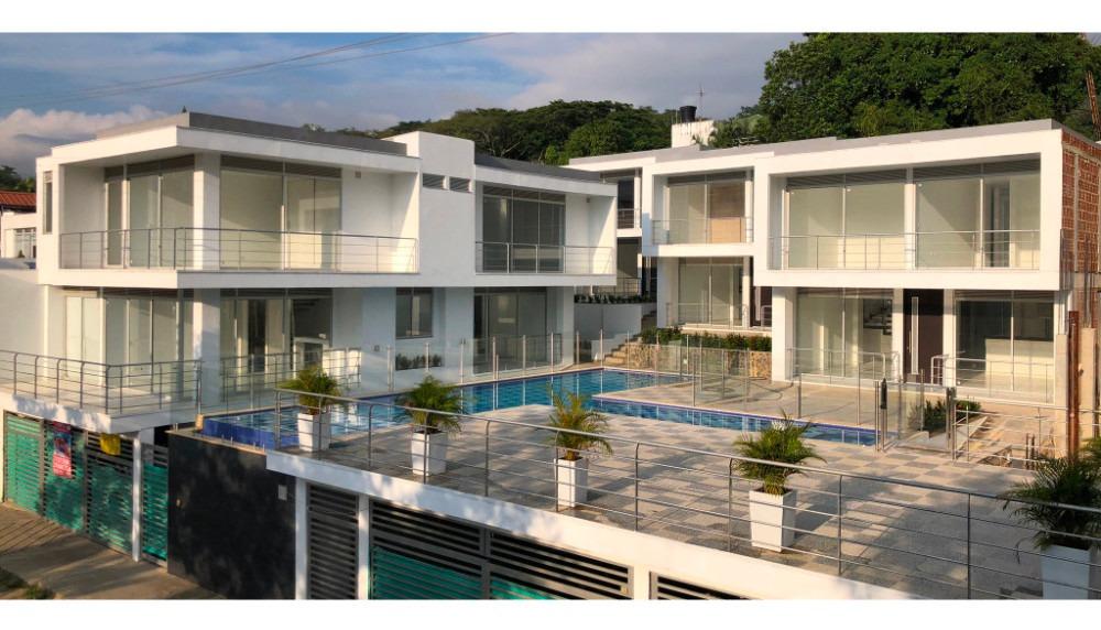 alquilo casa, conjunto con piscina, jacuzzi, garaje, villeta