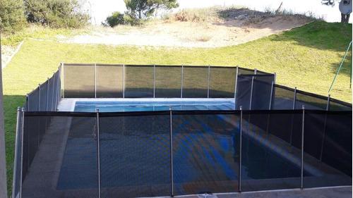 alquilo casa c/piscina climatizada en temporada en pinamar!!
